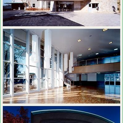 H6・11 岡崎市中央地域福祉センター(岡崎市) : 公共施設・学校