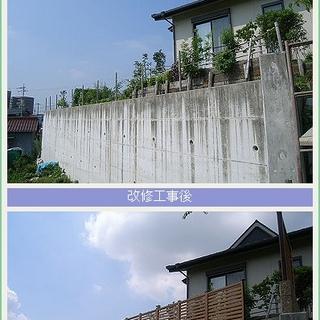 中村邸 改修工事(安全フェンス取付工事) : リフォーム