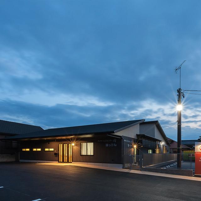 H27・2 デイサービスセンター燦 はっけん(安城市):病院・クリニック