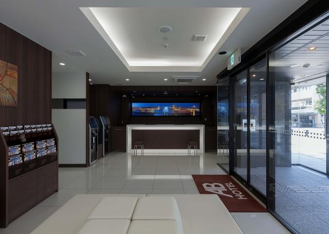 ABホテル磐田 玄関.jpg