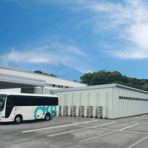 H30・6 東海光学(株)ロジスティクスセンター(拡張工事)(岡崎市):工場・倉庫