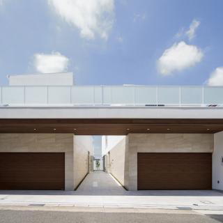 H30 ・6 名古屋市I・F邸(名古屋市):注文住宅