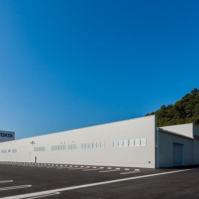 R1・10 東海光学真福寺第2工場(岡崎市):工場・倉庫
